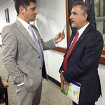 Juan José Larrea entrevista a Arturo Arenas Fernandez