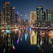 Dubai Marina Reflected by DanielKHC