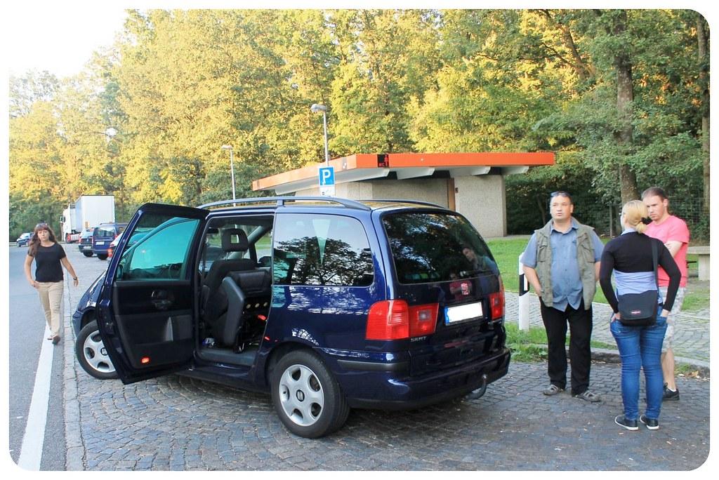 carpooling germany
