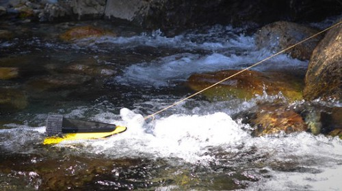HydroBee – гидроэлектростанция размером с рюкзак