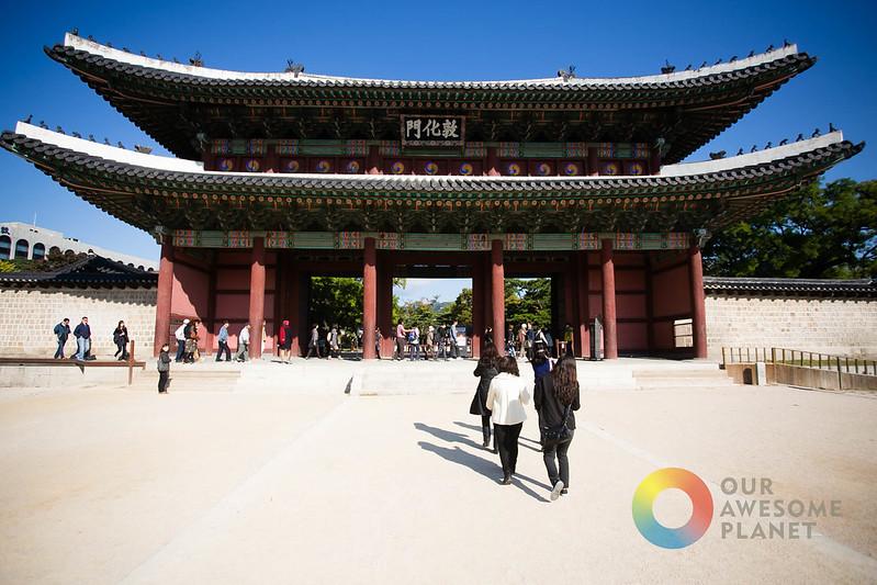 CHANGDEOKGUNG PALACE & JONGMYO SHRINE: Pilgrimage to Korea's World Heritage Sites @KTOManila