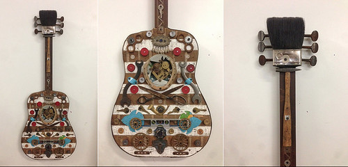 Dolan Geiman Dirty South Blues Collection, Boy's Room Guitar Decor