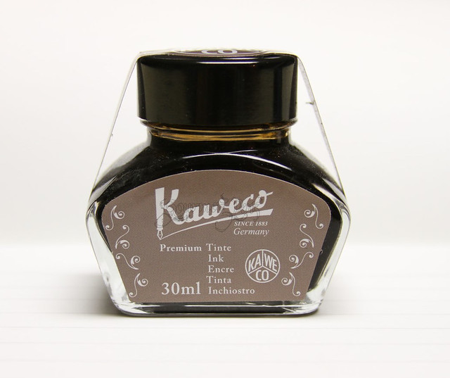 @Kaweco Sepia/Caramel Brown Ink @JetPens