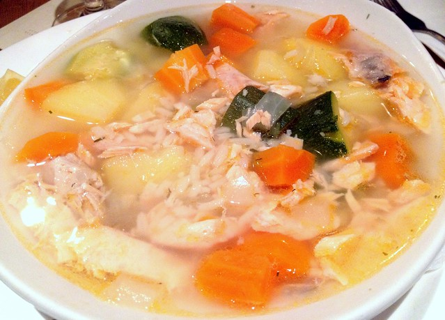 Greek Style Fish Soup