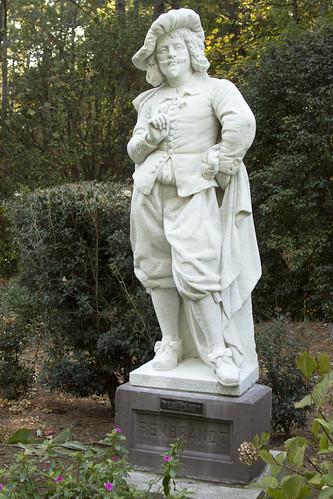 Rembrandt Harmenszoon van Rijn by bahayla