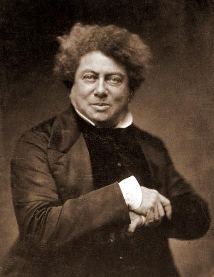 Header of Alejandro Dumas