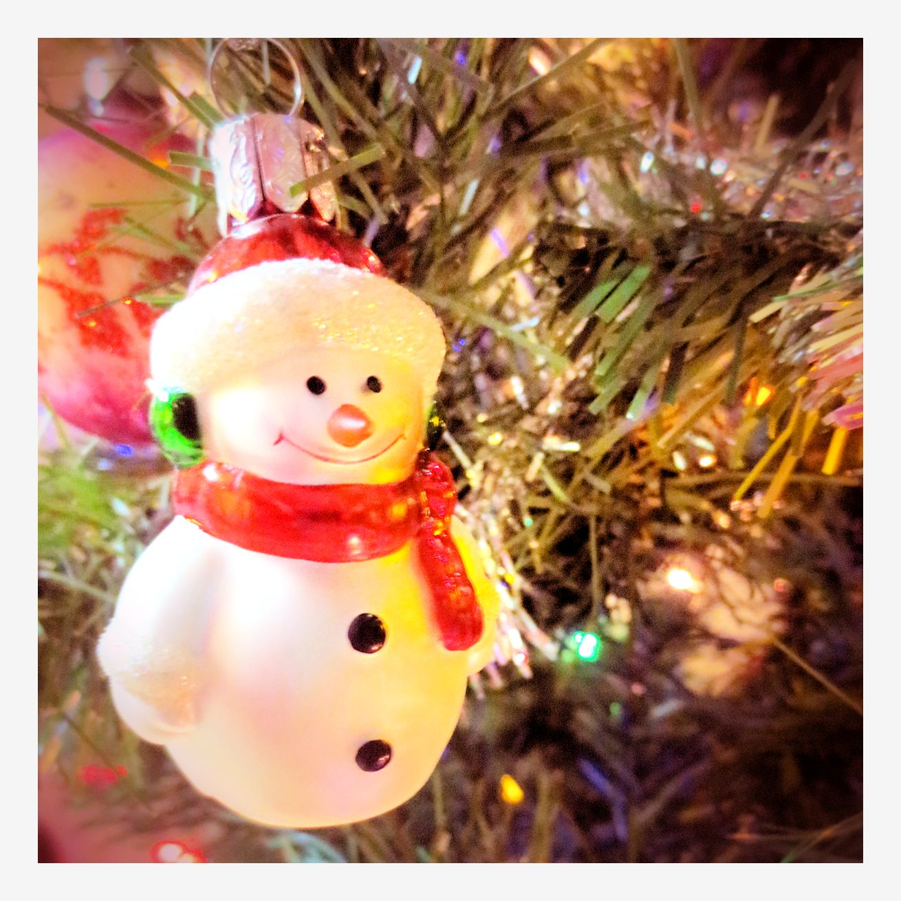 4. Frosty the Snowman