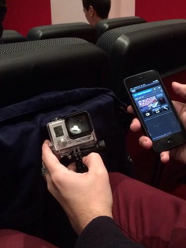 BUBER 14: Cámara y smartfone