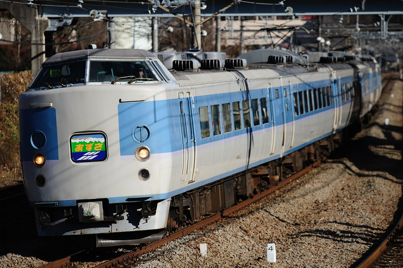 Class183 M32 Last Run