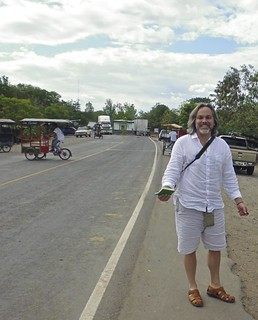 At The Border of Nicaragua and Honduras