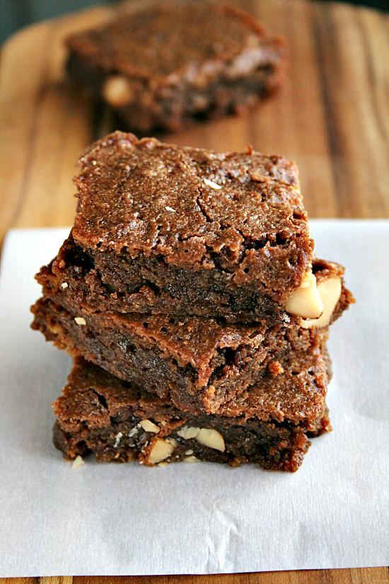 #HawaiianHost Aloha Nut Brownies
