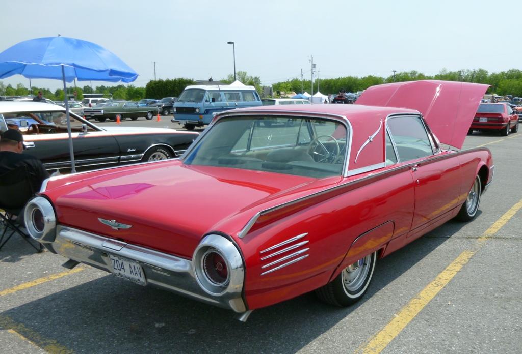 Rideau Carleton Car Show