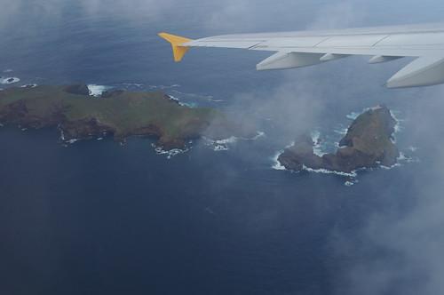 Aerial Ponta de São Lourenço
