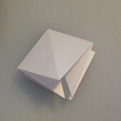 วิธีพับกระดาษเป็นรูปนกกระเรียน 004