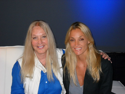 Vassula and Yanna Darilis at NGTV