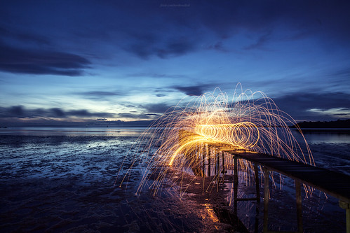 bridge sunrise canon sparks brunei 1740mm manfrotto 2014 steelwool bth sgbesar bruneibay 5dmkii bruneilandscapiers