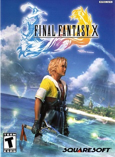 Final Fantasy X - Final Fantasy X 2001 Poster