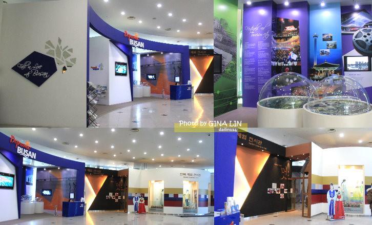 【釜山韓服體驗】BFXCE釜山會展中心|韓服體驗館|免費穿韓服+意外的COSPALY @GINA LIN