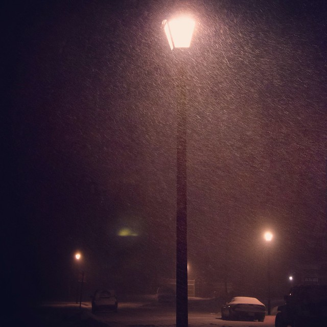 2014.21 #lateNightSnowfall
