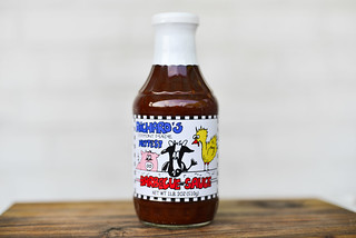 Richard's Hottest Barbecue Sauce