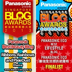 OMY SBA Best Beauty Blog 2013