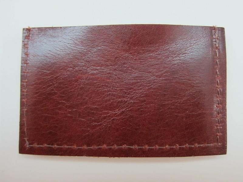 Simple Wallet - Back
