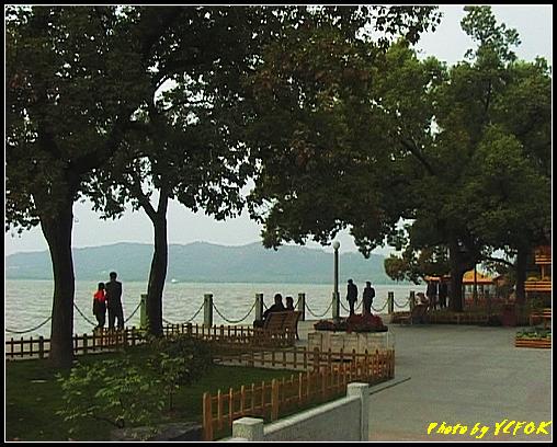 杭州 西湖 (其他景點) - 036 (湖濱路的湖畔)