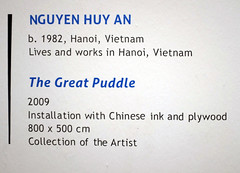 The Great Puddle by Nguyen Huy An
