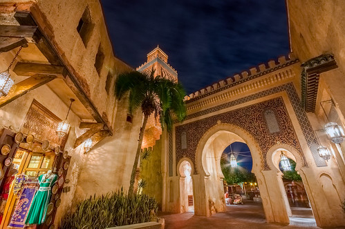 Moroccan Evening by Jeff.Hamm.Photography