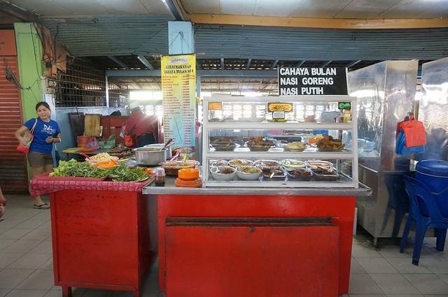 Mee Sotong Penang & Coconut Shake - (Halal) at Padang Kota (Esplanade) -004