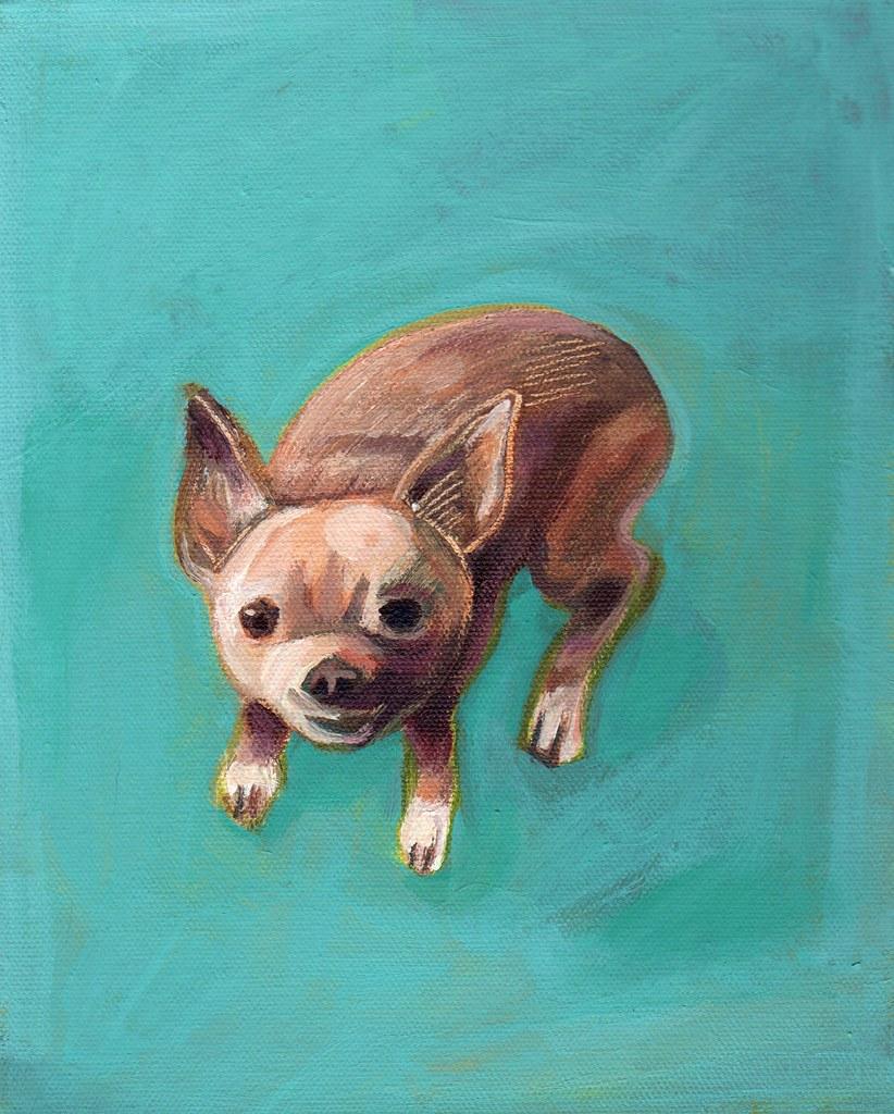 floyd portrait 2010