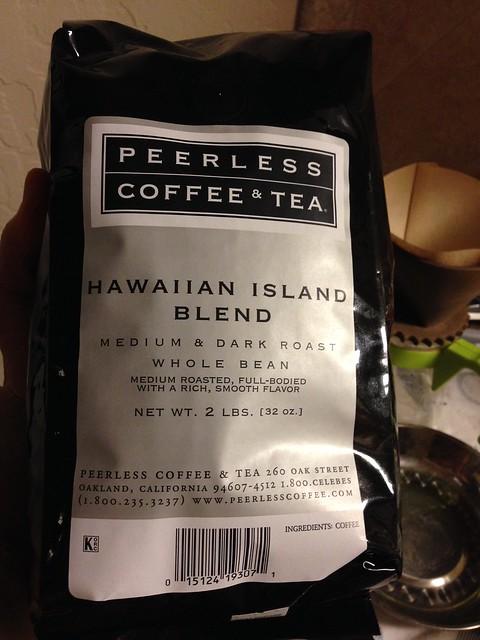 Hawaiian Island Blend