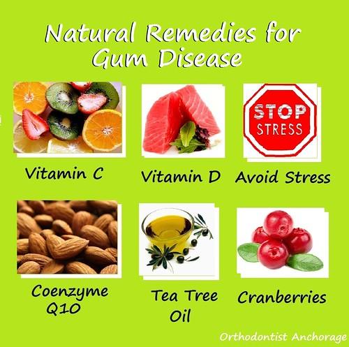 Gum Disease Remedies