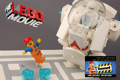 The LEGO Movie: Emmet & the Yeti Ice Pod / deleted scenes