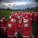 Bicester Santa Fun Run 2013 by plasticfantastic