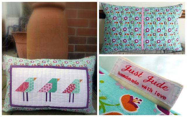 Birdie Cushion for Gill Mar14
