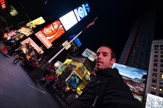 Diario de un Mentiroso en Times Square
