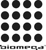 Biomega logotype 43mm high_Black