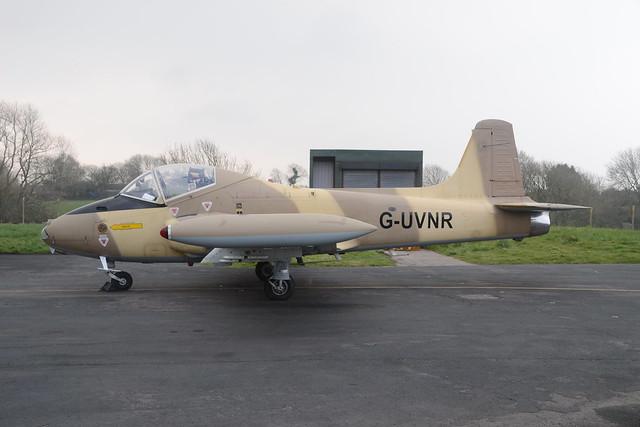 G-UVNR BAC.167 Strikemaster MK.87