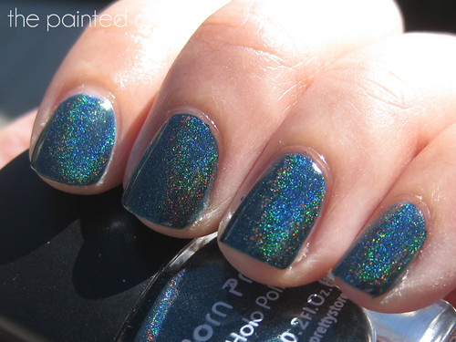 Born Pretty Dark Green Holo