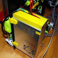 Prusa i3 Power Supply Mount