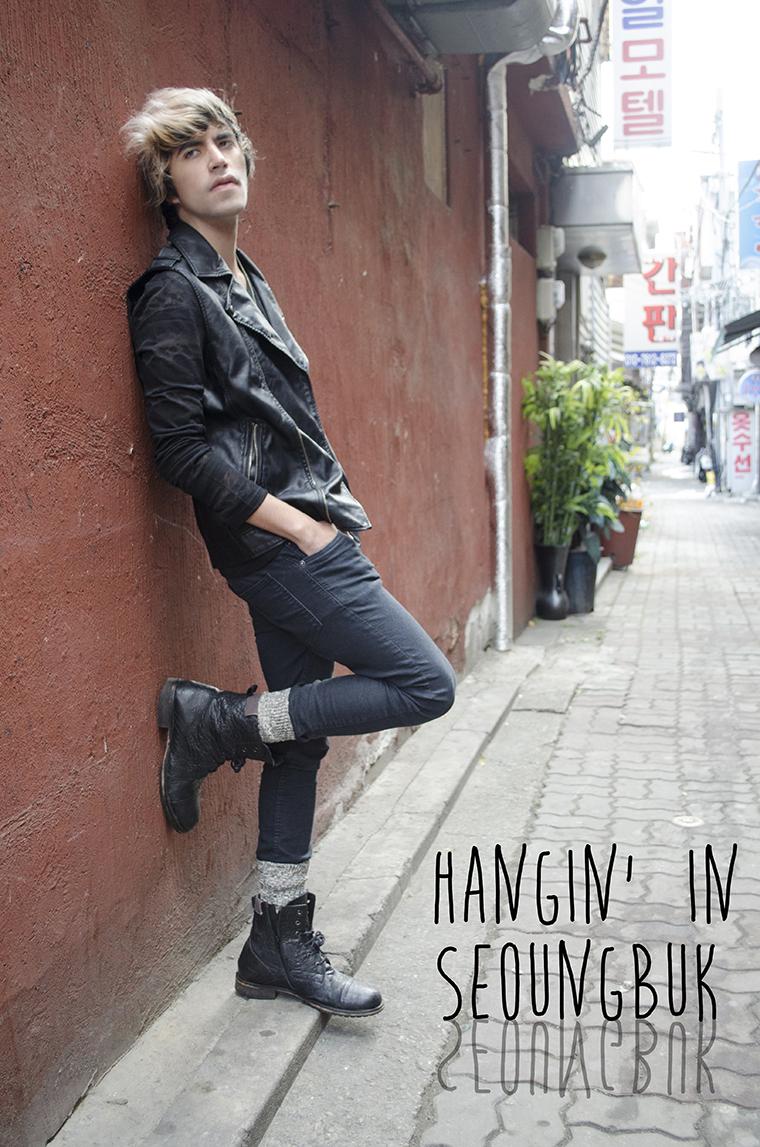 Hangin in Seongbuk