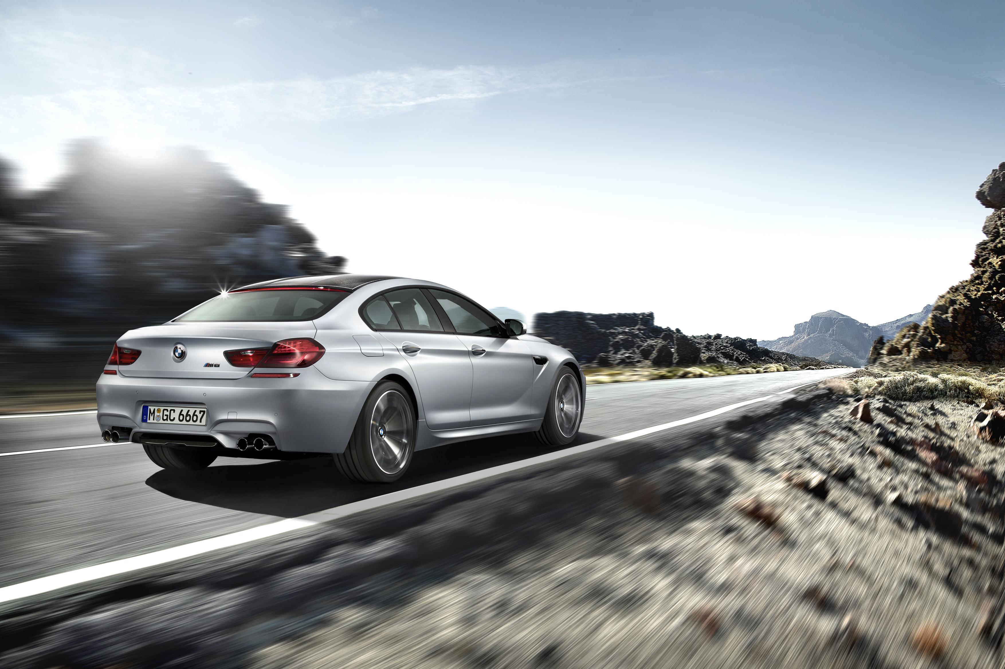 BMW F06 M6 Gran Coupe Desktop Wallpapers BMW Performance Parts