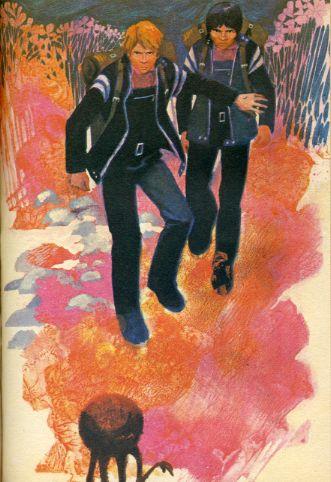 ... et les martiens invitèrent les hommes, by Philippe EBLY