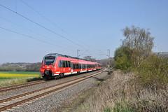 442 254 / DB Regio NRW // Eschweiler / März 2014