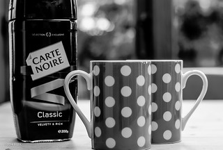 Black Coffee!
