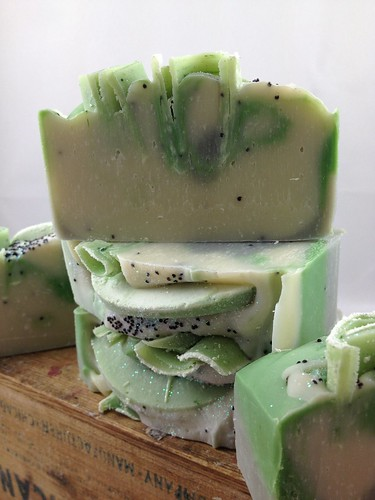 Cucumber Melon Soap by The Daily Scrub