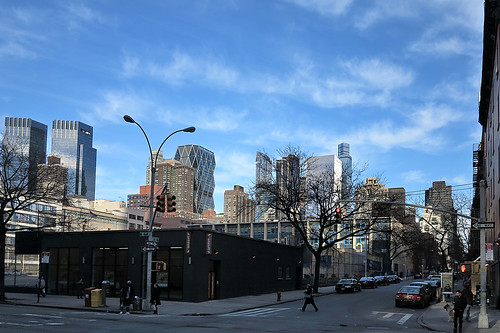 Late Afternoon - Tenth Avenue