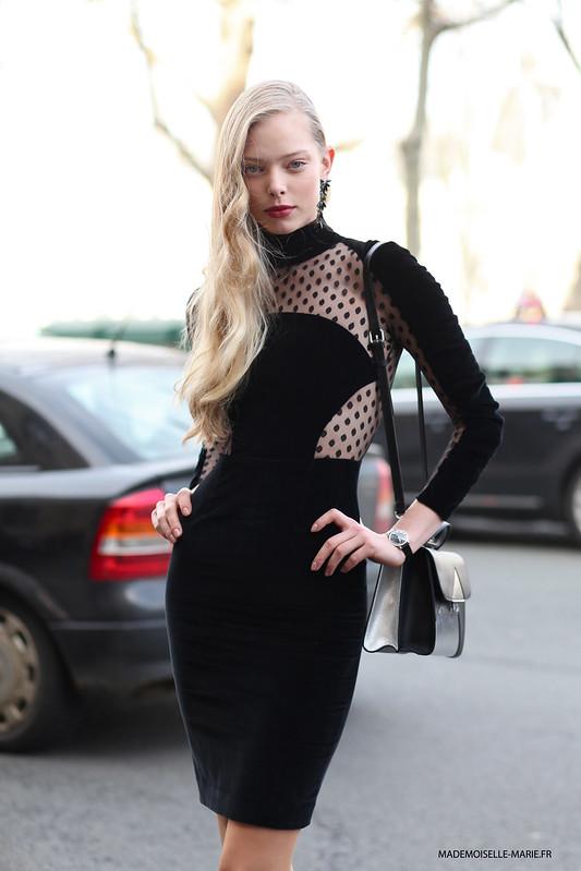 Tanya Dziahileva street style