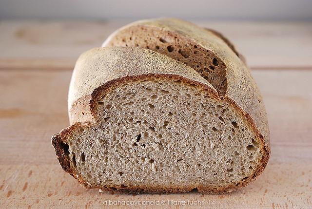 Sourdough homemade bread